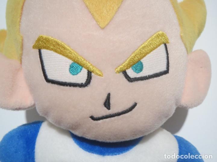 Figuras y Muñecos Manga: PELUCHE VEGETA SUPERSAIYAN DRAGON BALL Z ORIGINAL NUEVO Y EN PERFECTO ESTADO (FALTA LA ETIQUETA) - Foto 7 - 222483972