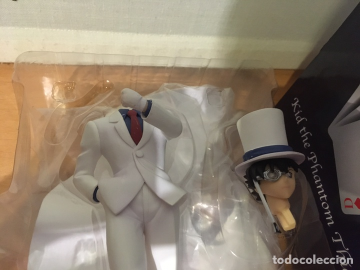 Figuras y Muñecos Manga: Figura Acción Jamma Kaito Kid 1412 Detective Conan ¡NUEVA Y EN SU CAJA! - Foto 8 - 222573880
