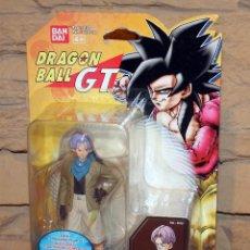 Figuras y Muñecos Manga: DRAGON BALL GT - FIGURA DE TRUNKS - BANDAI - BLISTER SIN ABRIR - TOEI ANIMATION. Lote 222585028