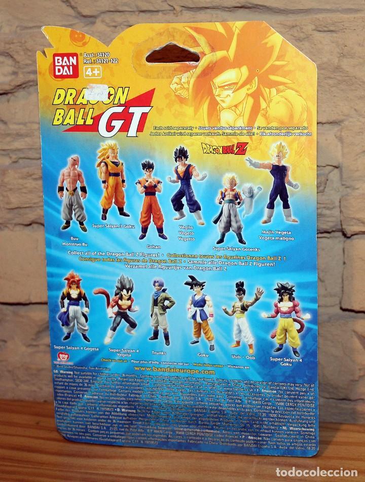 Figuras y Muñecos Manga: DRAGON BALL GT - FIGURA DE TRUNKS - BANDAI - BLISTER SIN ABRIR - TOEI ANIMATION - Foto 3 - 222585028