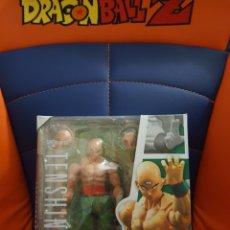 Figuras y Muñecos Manga: TENSHINHAN Y CHAOZ. ESPECTACULAR FIGURA ARTICULADA 16 CM APROX. DRAGON BALL Z. NUEVA. Lote 222718825