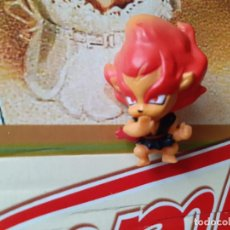 Figuras y Muñecos Manga: YOKAI WATCH FIGURITA JAPONESA FLAMILEON. Lote 227052505