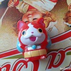 Figuras y Muñecos Manga: YOKAI WATCH FIGURITA JAPONESA JIBANYAN. Lote 227056440