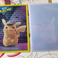Figuras y Muñecos Manga: POKEMON PIKACHU CARD SLAVE FUNDA PARA CARD. Lote 227060717