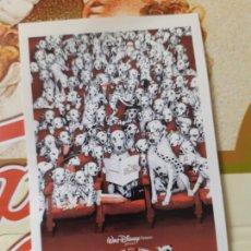 Figuras y Muñecos Manga: 101 DALMATAS DALMATIANS DISNEY JAPAN SEAL STICKER PEGATINA. Lote 227061082