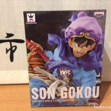 Figuras y Muñecos Manga: FIGURA SON GOKU BWFC (BANPRESTO WORLD FIGURE COLOSSEUM) DRAGON BALL ¡NUEVA!. Lote 228072127