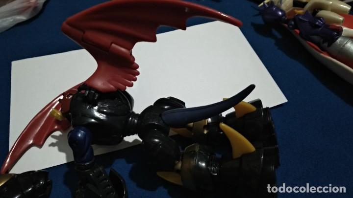 Figuras y Muñecos Manga: FIGURA DIGIMON IMPERIALDRAMON - CON ROTURA QUE SE PUEDE PEGAR - VER FOTOS - Foto 7 - 228510150