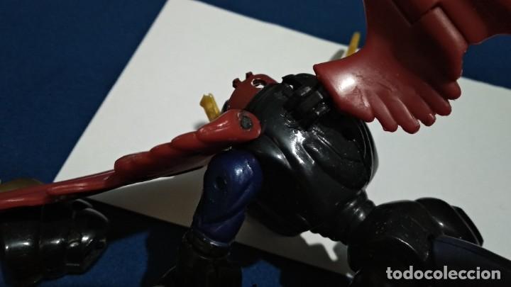 Figuras y Muñecos Manga: FIGURA DIGIMON IMPERIALDRAMON - CON ROTURA QUE SE PUEDE PEGAR - VER FOTOS - Foto 9 - 228510150