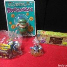 Figuras y Muñecos Manga: FIGURAS DRAGON BALL ,PVC GOMA ,CINTURON DRAGON BALL. Lote 229278105