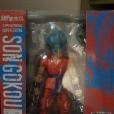 Figuras y Muñecos Manga: DRAGON BALL Z SUPER SAIYAN BLUE. Lote 229900455