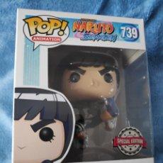 Figuras y Muñecos Manga: FIGURA FUNKO POP ROCK LEE NARUTO SHIPPUDEN NUEVO. Lote 230537975