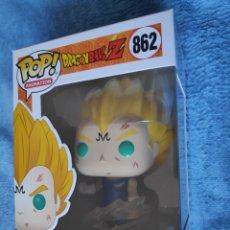 Figuras y Muñecos Manga: FIGURA FUNKO POP MAJIN VEGETA DRAGON BALL Z NUEVO. Lote 232329780