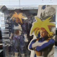 Figuras y Muñecos Manga: DRAGON BALL Z. TRUNKS SUPER SAIYAN. FIGURA NUEVA ARTICULADA COLECCION. Lote 232700335
