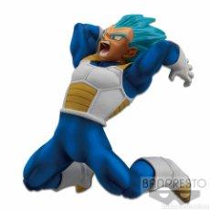 Figuras y Muñecos Manga: FIGURA SUPER SAIYAN GOD VEGETA DRAGON BALL SUPER BANPRESTO NUEVO. Lote 235599150