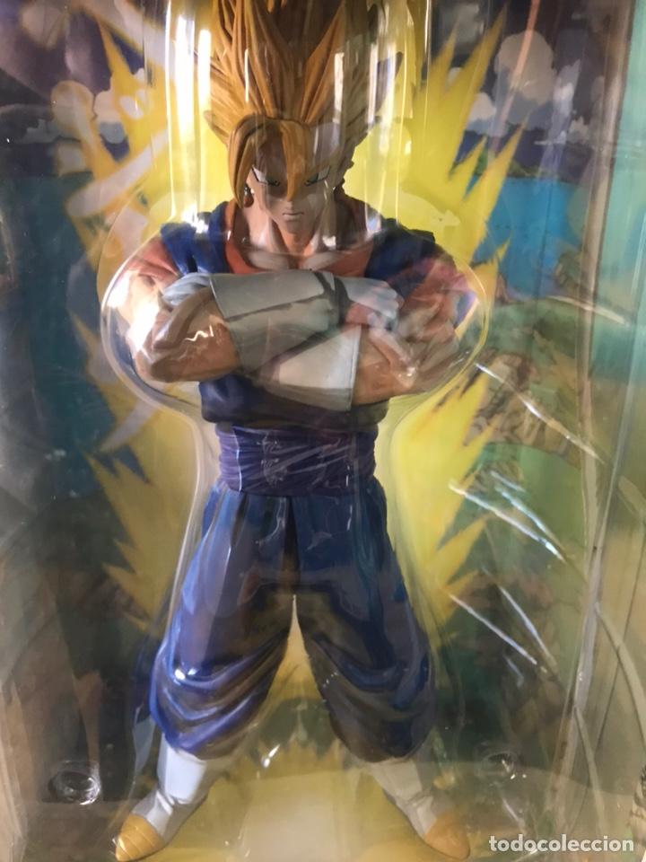 Figuras y Muñecos Manga: FIGURA DRAGON BALL Z VEGETTO SUPER SAIYAN NUEVO 30 CM BOLA DE DRAGON 1/6 EN CAJA SSJ1 SSJ2 SUPER - Foto 4 - 238152580