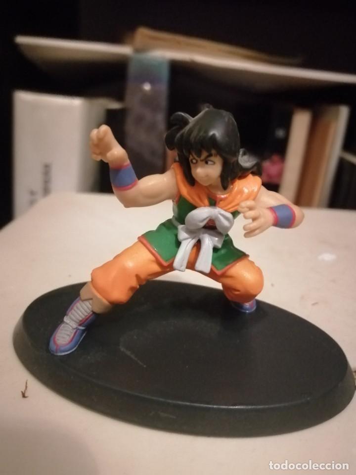 DRAGON BALL SALVAT YAMCHA, LEGEND OF MANGA NÚMERO 16 (Juguetes - Figuras de Acción - Manga y Anime)