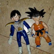 Figuras y Muñecos Manga: LOTE 2 FIGURAS ARTICULADAS BOLA DRAGON DRAGON BALL. Lote 238709520