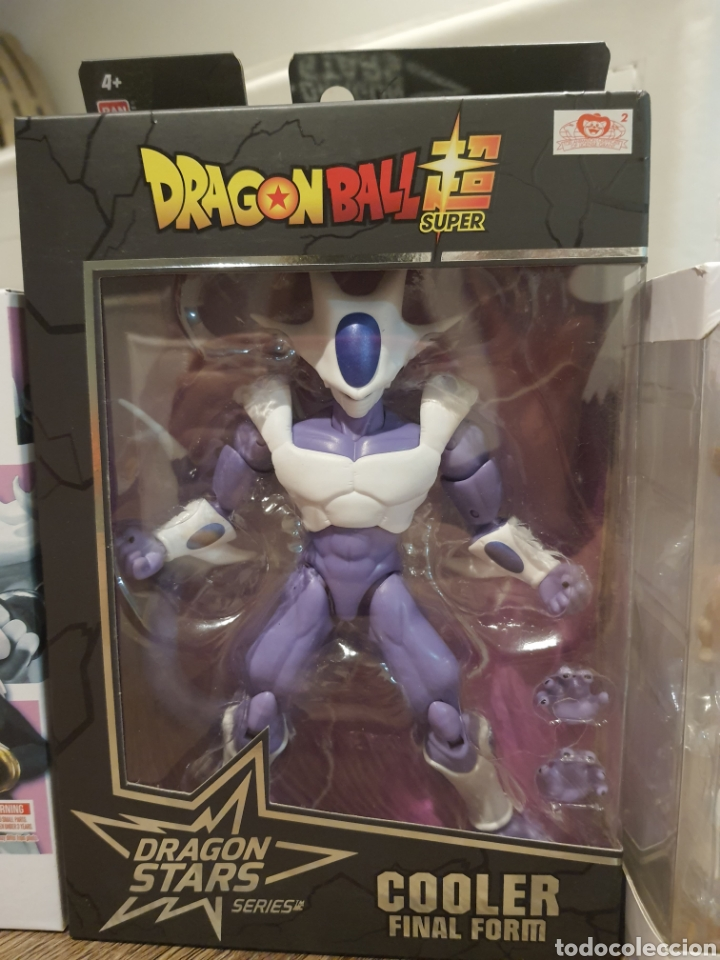 Figuras y Muñecos Manga: LOTE 3 FIGURAS DRAGON BALL Z DRAGON BALL SUPER - Foto 2 - 251732090