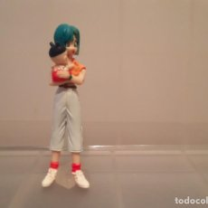 Figuras y Muñecos Manga: FIGURA DRAGON BALL GASHAPON HG BANDAI B S/T BULMA. Lote 254872455