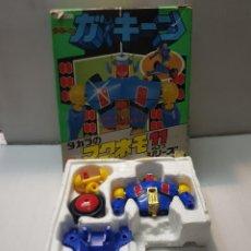Figuras y Muñecos Manga: SUPERMAGNETRON MAGNE ROBO GAKEEN TAKARA EN CAJA ORIGINAL MUY DIFÍCIL. Lote 257863970