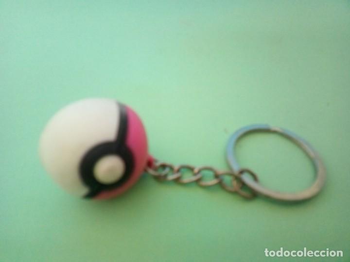 Figuras y Muñecos Manga: llavero pokeball pokemon - Foto 2 - 260514910