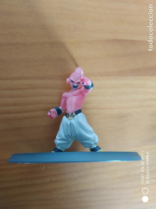 Figuras y Muñecos Manga: FIGURA DRAGON BALL - KID BU / BUU - Nº 25 SALVAT LEGEND OF MANGA - 6,5 CM - CON REVISTA (HY) - Foto 2 - 261122980
