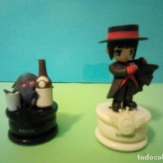 Figuras y Muñecos Manga: LOTE 2 FIGURAS ANIME CLAMP. Lote 262138960