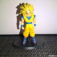 Figuras y Muñecos Manga: FIGURA DRAGON BALL GOKU SUPERSAIYANO N24 SALVAT LEGEND OF MANGA 10CM. Lote 262771070