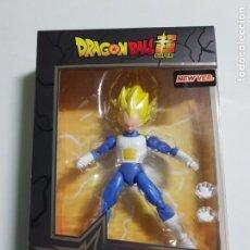 Figuras y Muñecos Manga: DRAGON BALL SUPER SUPER SAIYAN VEGETA BANDAI ESTADO NUEVO MAS ARTICULOS NEGOCIABLE. Lote 263270855