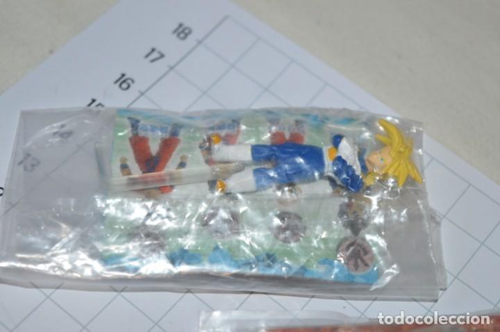 Figuras y Muñecos Manga: DRAGON BALL Z - Antiguo/vintage, 7 FIGURAS, con peana, sin abrir, perfectas / De BANDAI ¡Mira fotos! - Foto 2 - 264434954