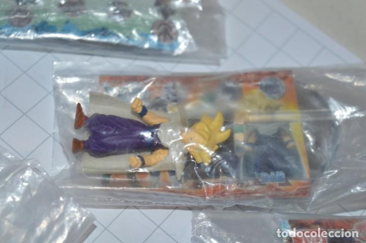 Figuras y Muñecos Manga: DRAGON BALL Z - Antiguo/vintage, 7 FIGURAS, con peana, sin abrir, perfectas / De BANDAI ¡Mira fotos! - Foto 3 - 264434954