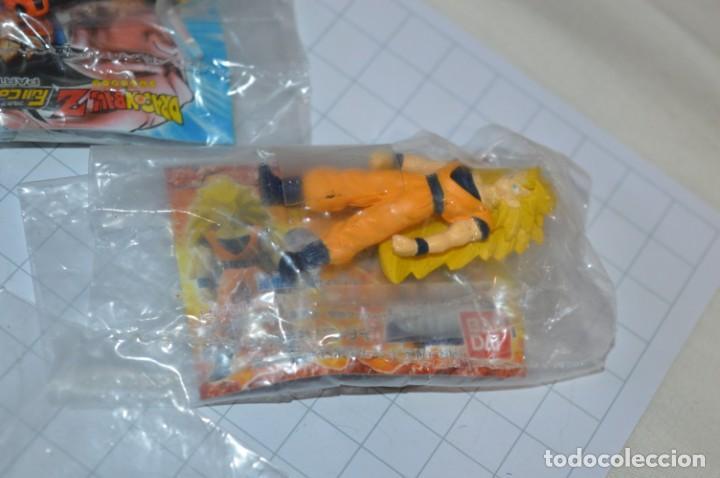 Figuras y Muñecos Manga: DRAGON BALL Z - Antiguo/vintage, 7 FIGURAS, con peana, sin abrir, perfectas / De BANDAI ¡Mira fotos! - Foto 5 - 264434954