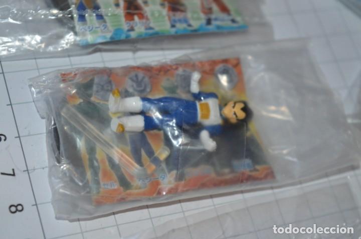 Figuras y Muñecos Manga: DRAGON BALL Z - Antiguo/vintage, 7 FIGURAS, con peana, sin abrir, perfectas / De BANDAI ¡Mira fotos! - Foto 7 - 264434954