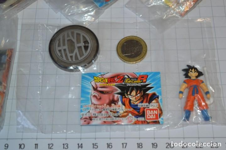 Figuras y Muñecos Manga: DRAGON BALL Z - Antiguo/vintage, 7 FIGURAS, con peana, sin abrir, perfectas / De BANDAI ¡Mira fotos! - Foto 8 - 264434954