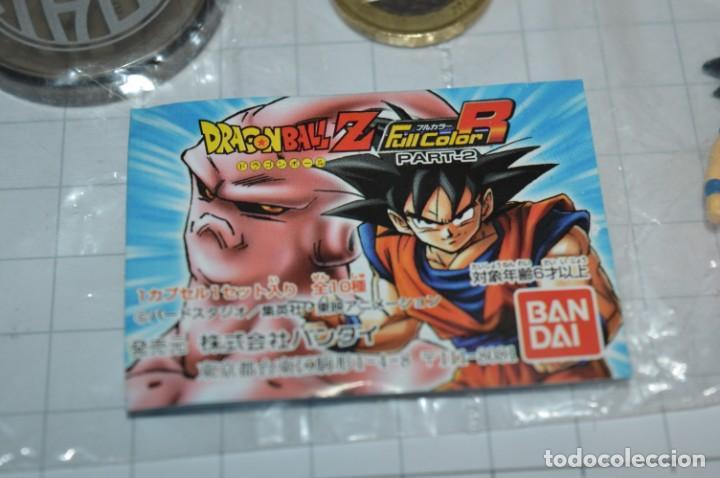 Figuras y Muñecos Manga: DRAGON BALL Z - Antiguo/vintage, 7 FIGURAS, con peana, sin abrir, perfectas / De BANDAI ¡Mira fotos! - Foto 9 - 264434954