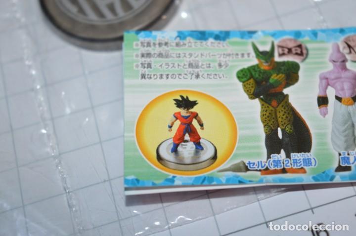 Figuras y Muñecos Manga: DRAGON BALL Z - Antiguo/vintage, 7 FIGURAS, con peana, sin abrir, perfectas / De BANDAI ¡Mira fotos! - Foto 10 - 264434954