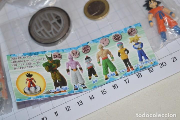 Figuras y Muñecos Manga: DRAGON BALL Z - Antiguo/vintage, 7 FIGURAS, con peana, sin abrir, perfectas / De BANDAI ¡Mira fotos! - Foto 11 - 264434954
