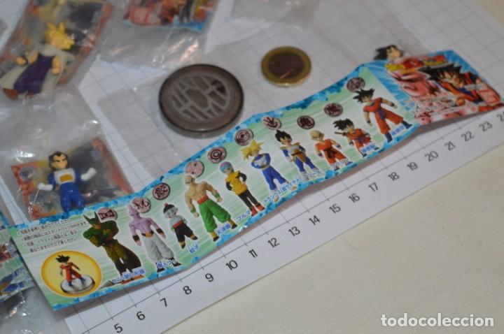 Figuras y Muñecos Manga: DRAGON BALL Z - Antiguo/vintage, 7 FIGURAS, con peana, sin abrir, perfectas / De BANDAI ¡Mira fotos! - Foto 12 - 264434954