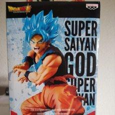 Figuras y Muñecos Manga: DRAGON BALL SUPER SAITAN GOD SON GOKU MAXIMATIC BANPRESTO 2020 (NUEVA). Lote 264306600