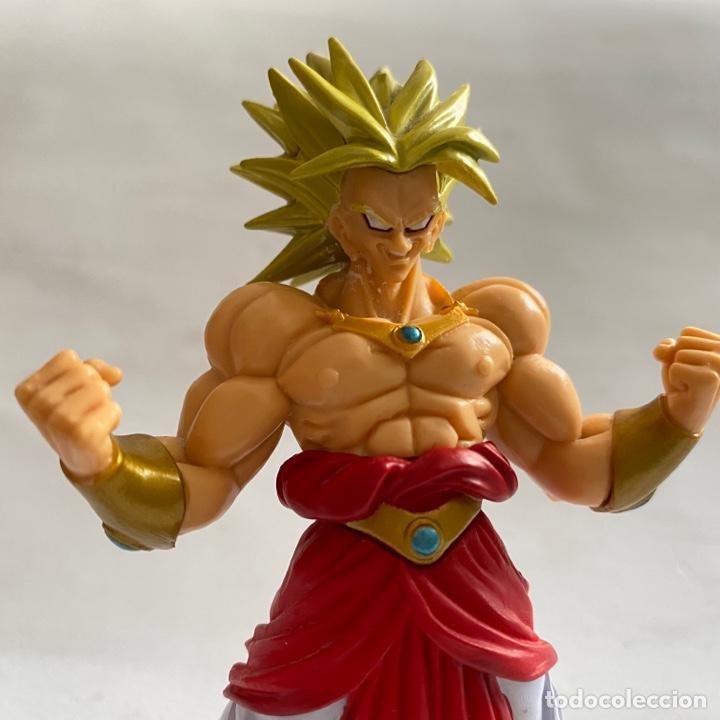 Figuras y Muñecos Manga: Figura Broly Dragon Ball Gashapon HG Bandai B S/T - Foto 2 - 269220068