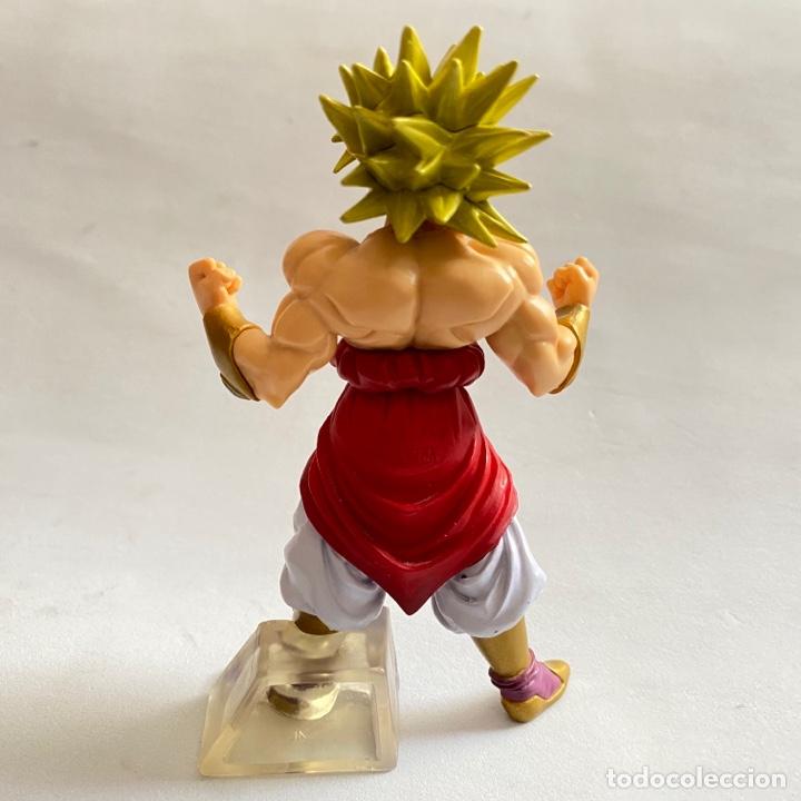 Figuras y Muñecos Manga: Figura Broly Dragon Ball Gashapon HG Bandai B S/T - Foto 3 - 269220068