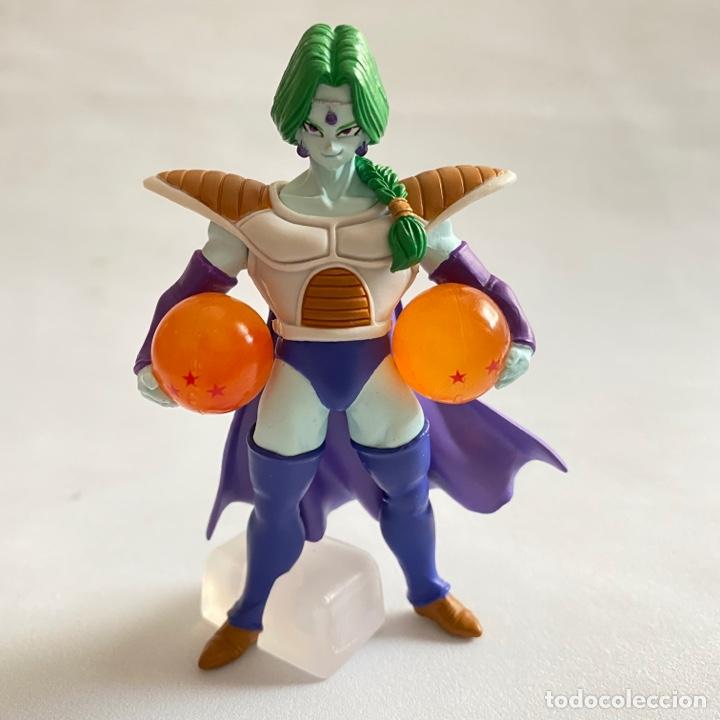 Figuras y Muñecos Manga: Lote 3 figuras Dragon ball Zarbon-Goku-Dodoria Gashapon HG Bandai B S/T bola de dragon - Foto 3 - 269223968