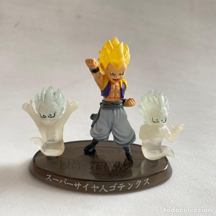 FIGURA GOTENKS DRAGON BALL Z GASHAPON HYPER OF SOUL B/S T (Juguetes - Figuras de Acción - Manga y Anime)
