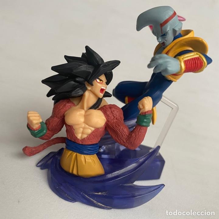 Figuras y Muñecos Manga: Lote 2 figuras dioramas Gashapon Dragon Ball GT Imagination figure Bandai Pan-Super saiyan 4-baby - Foto 6 - 269291373