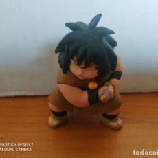 Figurines et Jouets Manga: FIGURA DRAGON BALL - YAJIROBE - Nº 38 SALVAT LEGEND OF MANGA - 5,5 CM - CON REVISTA (HY). Lote 269335438