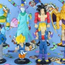 Figuras y Muñecos Manga: LOTE 8 FIGURAS DIFERENTES PLANETA DEAGOSTINI DE AGOSTINI 1996 DRAGON BALL GT. Lote 270130508