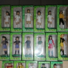 Figuras y Muñecos Manga: CAMPEONES - OLIVER Y BENJI - LOTE DE 17 FIGURAS NUEVAS. Lote 272222153