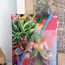 Figuras y Muñecos Manga: SUPER SAIYAN BROLY DRAGON BALL SUPER BANDAI EVOLVE. Lote 272949348