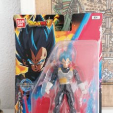 Figuras y Muñecos Manga: SUPER SAIYAN GOD VEGETA DRAGON BALL SUPER BANDAI EVOLVE. Lote 272950158