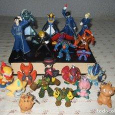 Figuras y Muñecos Manga: LOTE FIGURA ANIME MANGA VARIADO. Lote 276423743